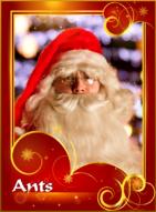 Jõuluvana Ants