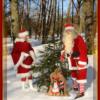 Jõuluvana Eedu ja Jõulumemm Riina 9
