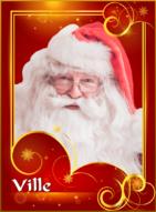 Jõuluvana Ville