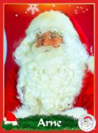 Jõuluvanad Arne
