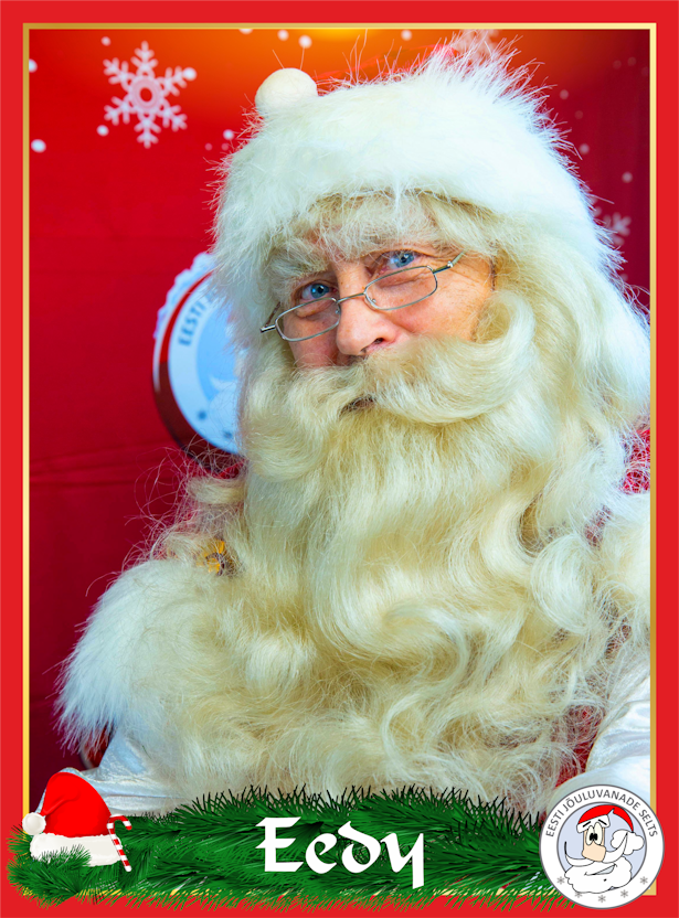 Jõuluvana Eedy