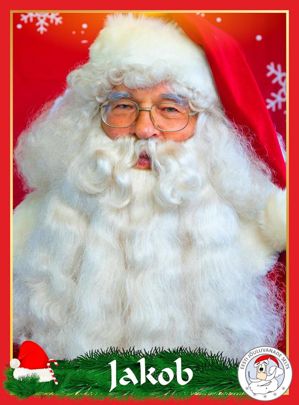 Jõuluvana Jakob