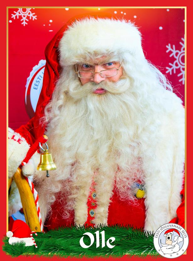 Jõuluvana Olle