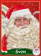 Jouluvana Sven