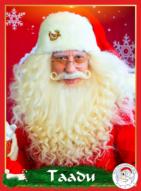 Jõuluvana Taadu